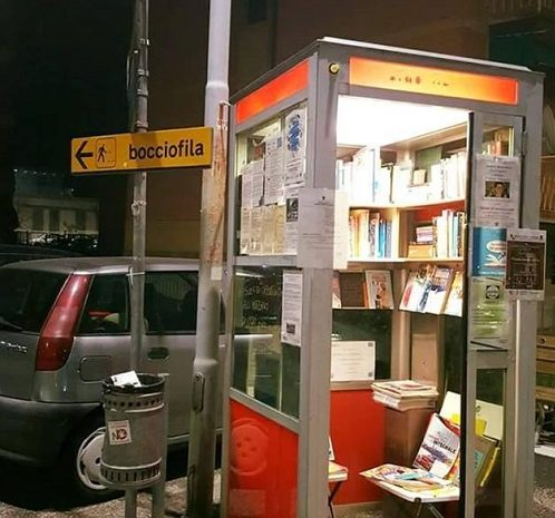 "Il ""book crossing"""