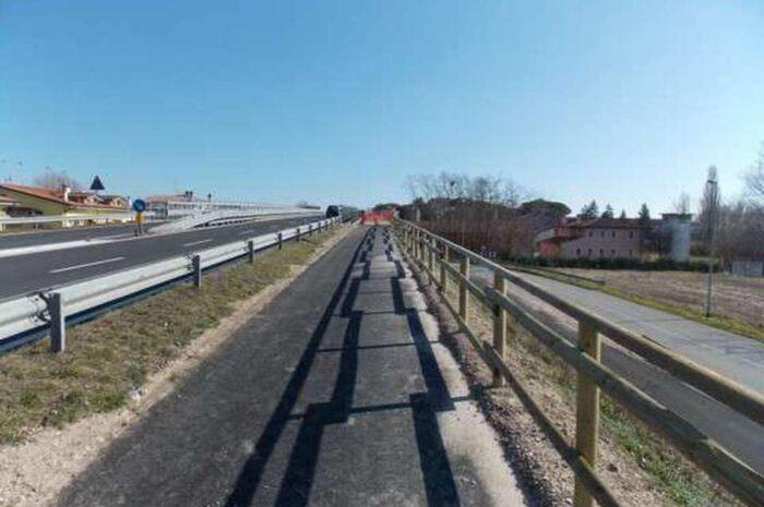 Barriere antirumore a Bevazzana