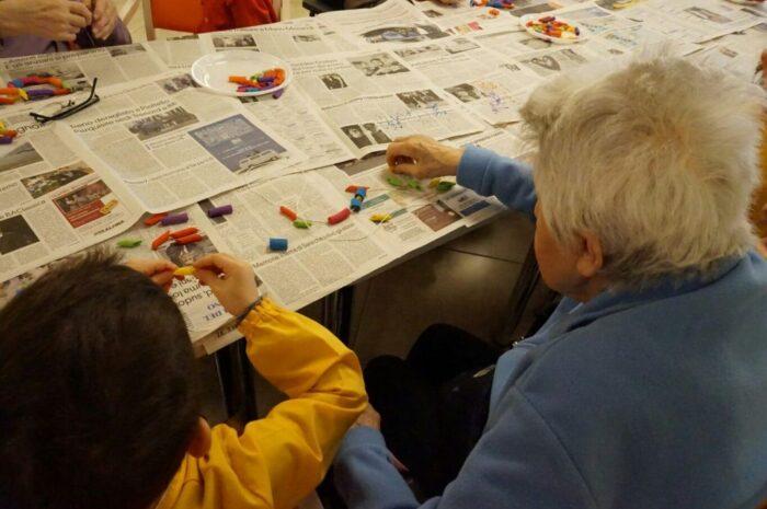 Punto 20: viviamo la storia, progetti di scambio intergenerazionale